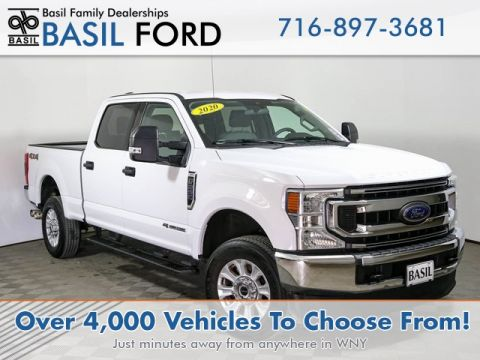 2020 Ford F-250SD XLT